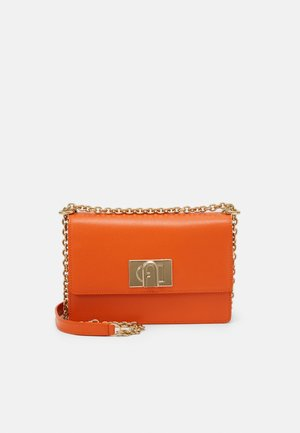 MINI CROSSBODY - Across body bag - orange