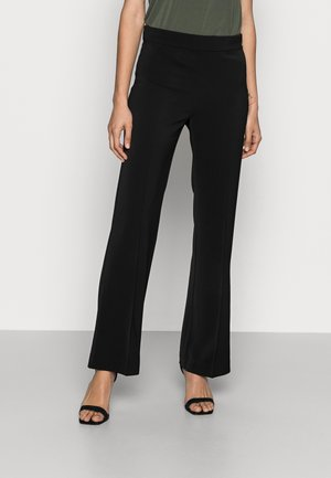 KOX PANT - Trousers - black