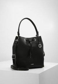 L. CREDI - EBONY - Handbag - schwarz - 0