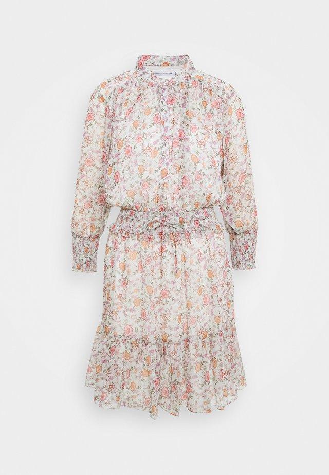 DRESS - Shirt dress - mint multi