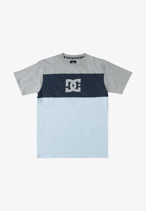 GLEN END  - T-shirt med print - skyway
