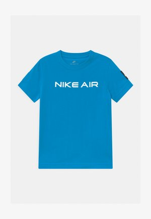 AIR UNISEX - T-shirt med print - laser blue