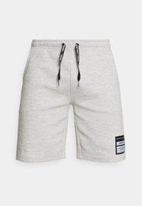 ANDRÉ - Shorts - light grey melange
