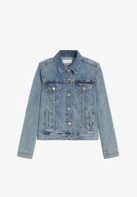 VICKY - Denim jacket - bleu moyen
