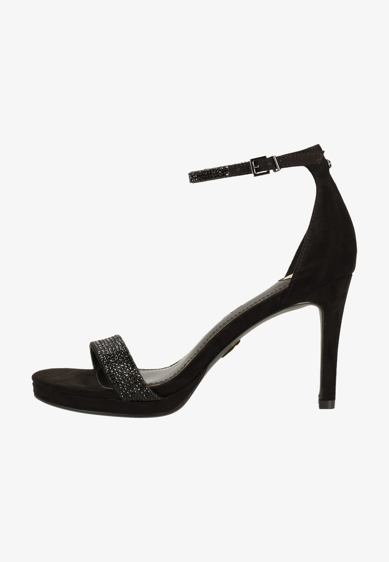 Buffalo - High heeled sandals - black