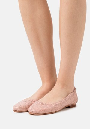 KATE 5 - Ballet pumps - lavanda/natural