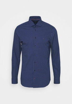 ORNAMENT PRINT SHIRT - Shirt - navy/blue/white