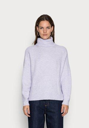 ROLL NECK - Jumper - lavender