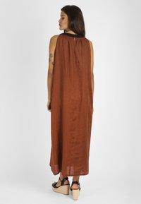 mint&mia - Maxi dress - braun - 2