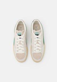 Puma - X RHUIGI - Basketball shoes - whisper white/juniper - 3