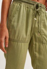 OXXO - Trousers - antik lime peel - 3