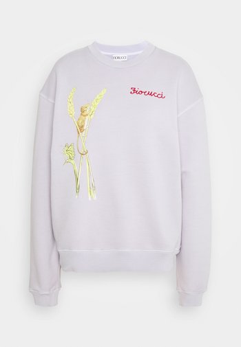 WOODLAND MOUSE FOXGLOVE - Sweatshirt - lilac