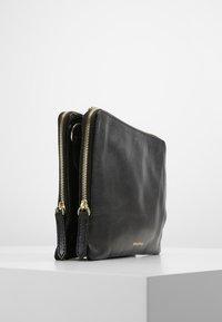 Royal RepubliQ - CATAMARAN  - Across body bag - black - 3