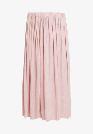 NADIA SKIRT - A-line skirt - pale mauve