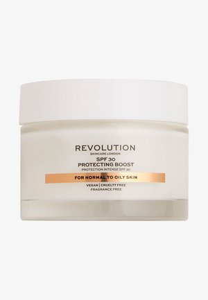 MOISTURE CREAM SPF30 NORMAL TO OILY SKIN - Dagcrème - -