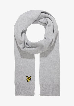 Scarf - light grey marl