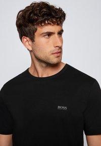 BOSS - TEE - T-shirt basic - black - 3