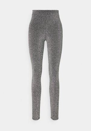 ONLDONNA - Leggings - Trousers - dark grey