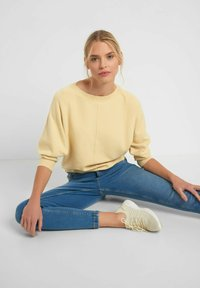 ORSAY - Jumper - pale yellow - 0