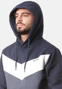 Mazine - Sweatshirt - navy / navy mel. - 2