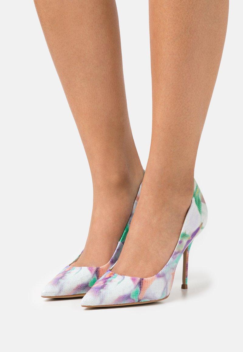 San Marina - GALICIA - High heels - multicolor