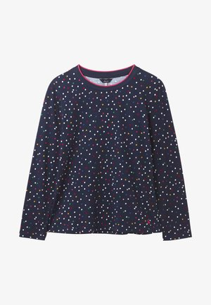 LONG SLEEVE - Long sleeved top - bunte tupfen