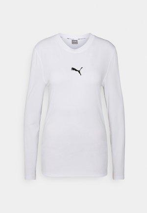 SEAMLESS BODYWEAR - Funkční triko - white
