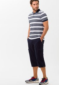BRAX - STYLE LUCKY - Cargo trousers - navy - 1