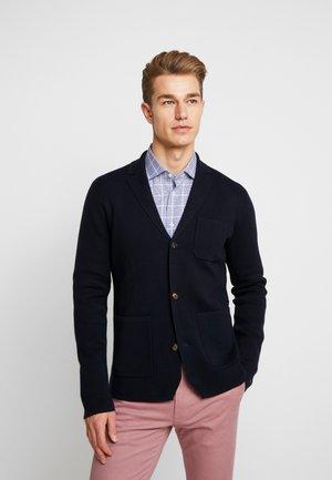 SINGLE BREASTED - Blazer jacket - blue