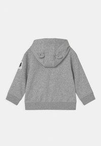 GAP - ARCH HOOD - Zip-up sweatshirt - light heather grey - 1