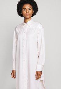 Filippa K - VIV DRESS - Košilové šaty - faded pink - 3