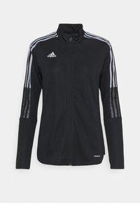 adidas Performance - TIRO  - Treningsjakke - black - 0