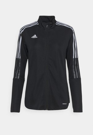 TIRO  - Trainingsjacke - black