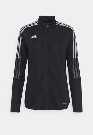 TIRO  - Træningsjakker - black