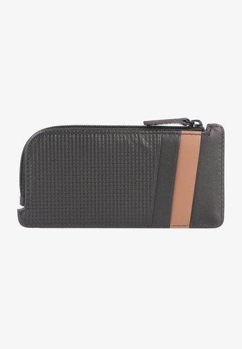 PARIS  - Wallet - schwarz/braun
