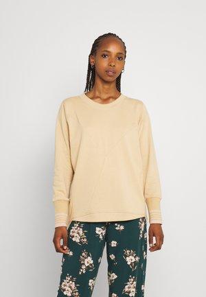 NUNICOLA  - Sweatshirt - ginger root