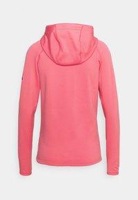 Peak Performance - CHILL ZIP HOOD - Fleece jacket - alpine flower - 1