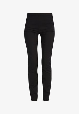 YASPEYTON ECCO - Trousers - black