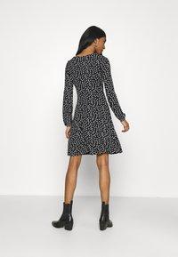 Even&Odd - Vestido ligero - black/multi-coloured - 2