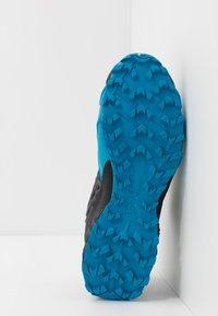Dynafit - FELINE SL - Trail running shoes - asphalt/methyl blue - 4