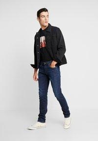 Lee - LUKE - Slim fit jeans - worn foam - 1