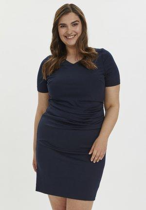 KCINA - Pouzdrové šaty - midnight marine