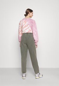 BDG Urban Outfitters - OVERDYED JOGGER - Tracksuit bottoms - charcoal - 2