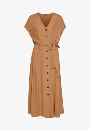 BYFATIMA DRESS  - Košilové šaty - safari brown