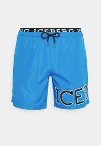 Iceberg - MEDIUM - Swimming shorts - blue - 0