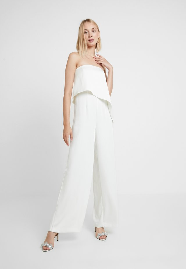 ZOE - Jumpsuit - white