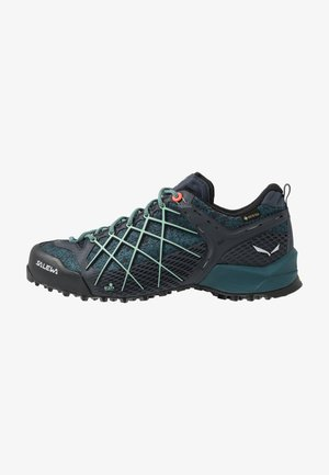 WILDFIRE GTX - Outdoorschoenen - ombre blue/atlantic deep