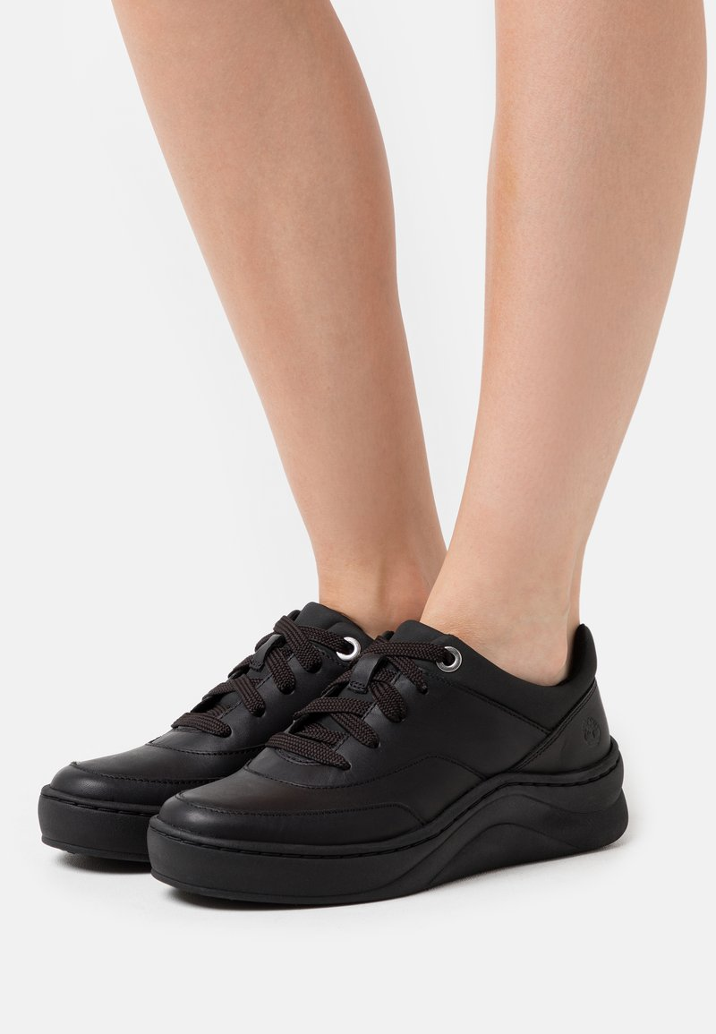 Timberland - RUBY ANN  - Sneakers basse - black