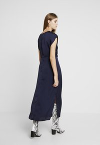 Love Copenhagen - LORALC DRESS - Maxi dress - captain navy - 2