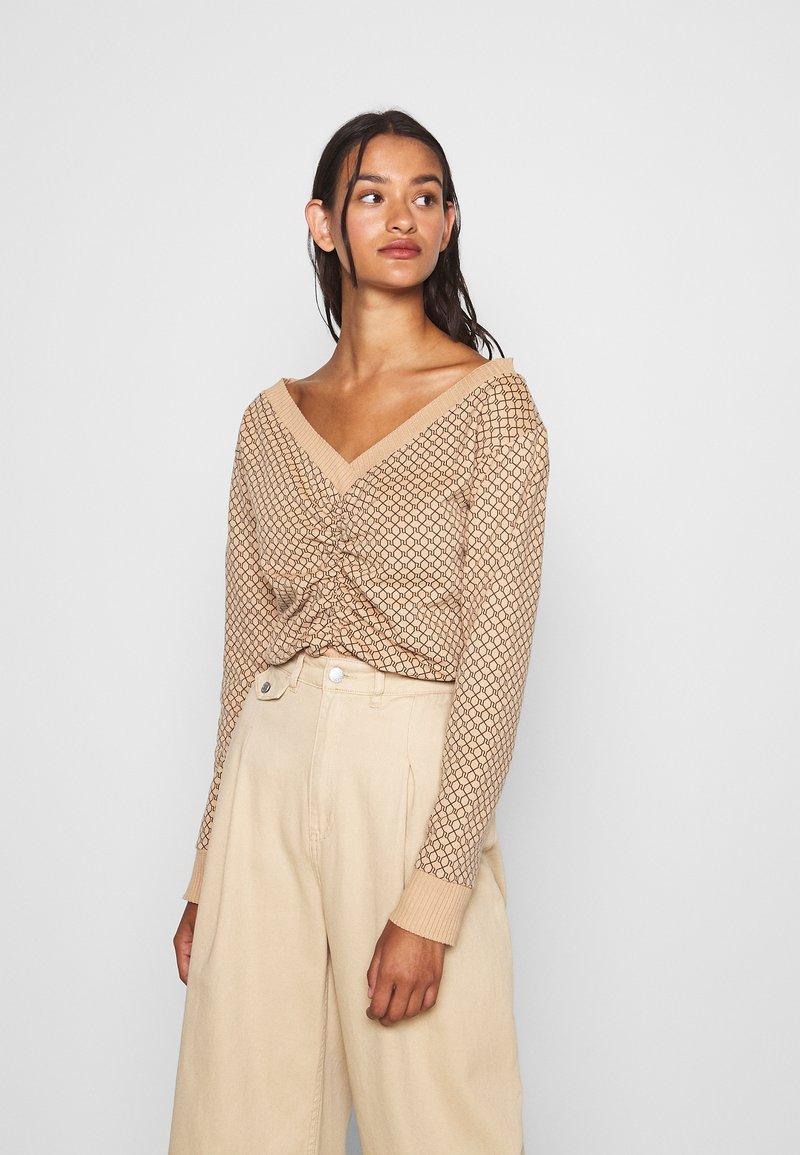 River Island - Sweatshirt - beige